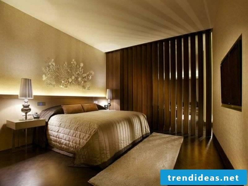 modern luxury hotel bedroom
