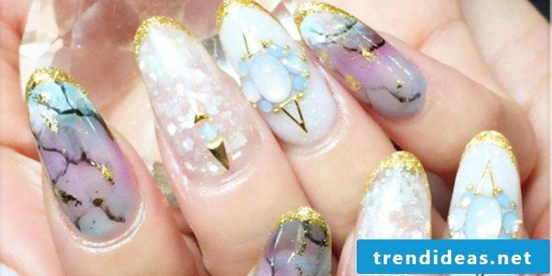 Get ideas from our gel nails pictures