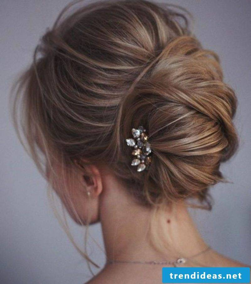 cool hairstyles Chignon easy updos