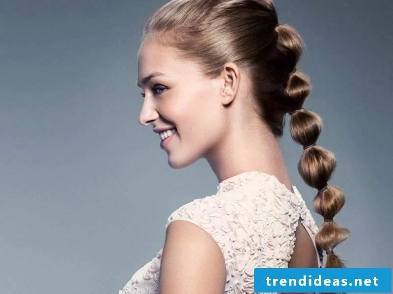 Hairstyles women long ponytail
