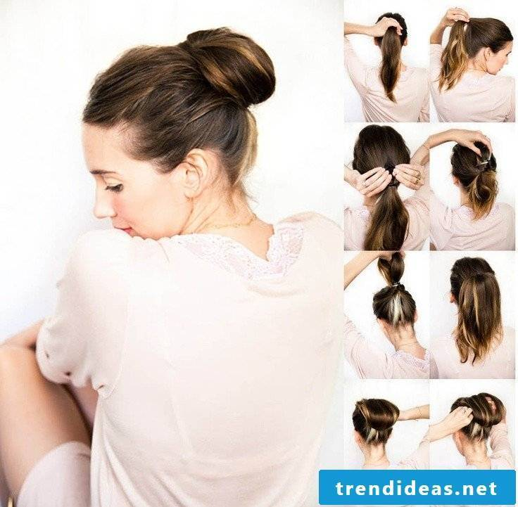 quick updos easily