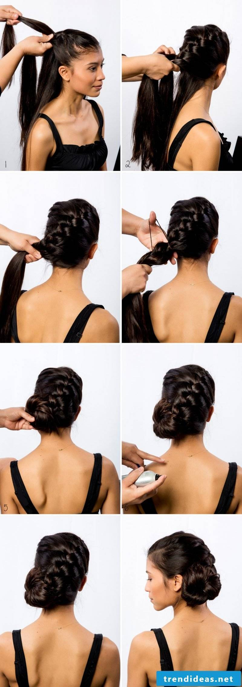 fast updos effective