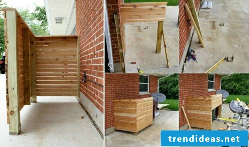 Trash box build instructions