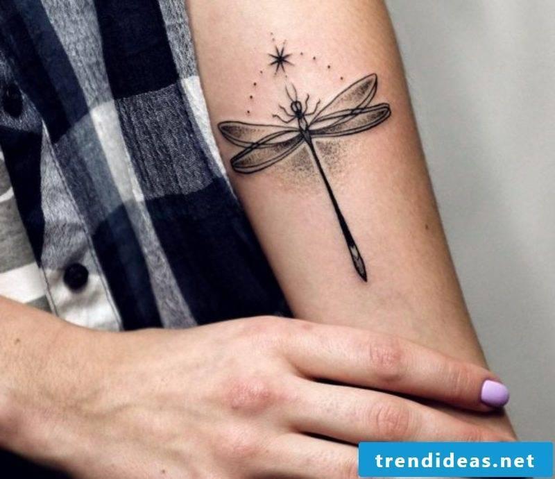 Dragonfly tattoo original