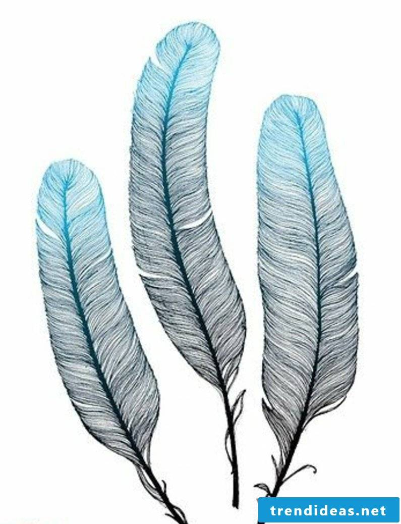 feather tattoo meaning