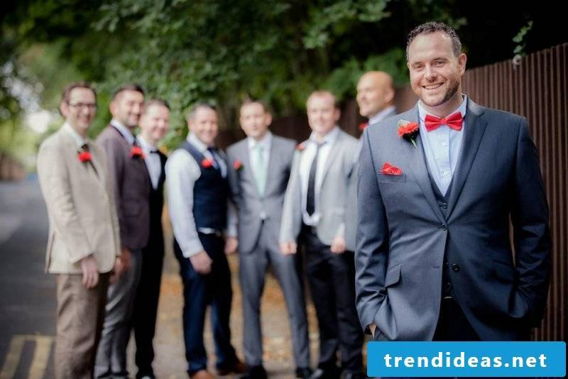 Rockabilly wedding male