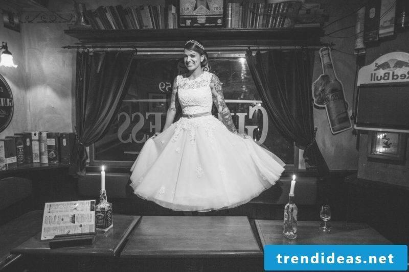 rockabilly wedding obsolete