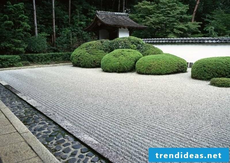 Garden path Feng Shui