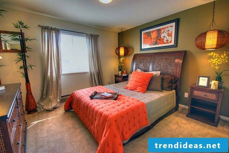 Feng Shui for the bedroom - Tips for a harmonious sleep
