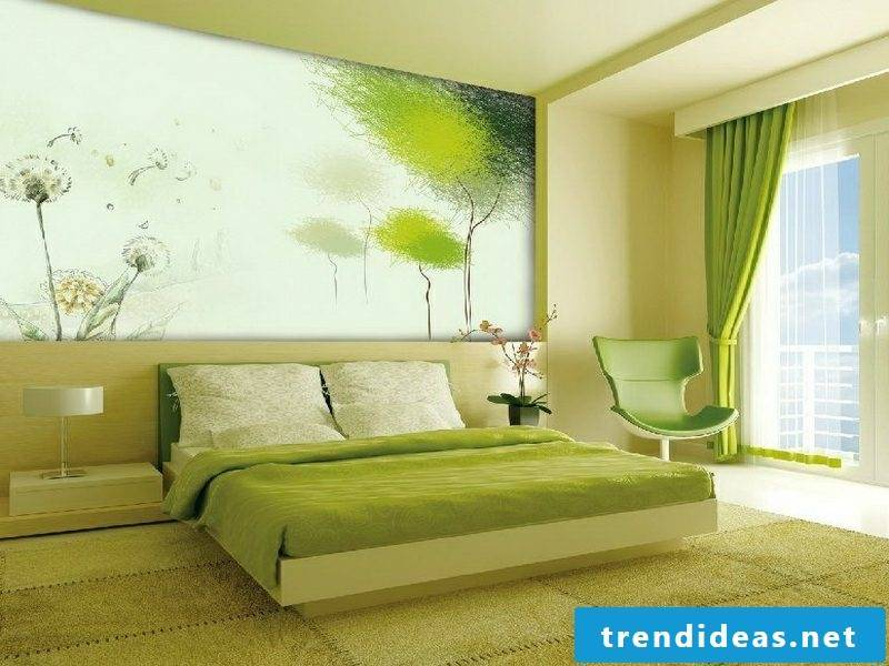 Feng Shui bedroom design