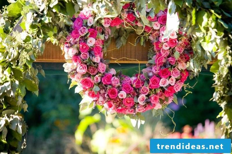 floral deco wedding table decoration wedding wedding flowers floral wedding wedding flowers