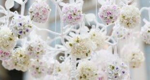 Floral Deco Wedding - 60 Inspirational Proposals