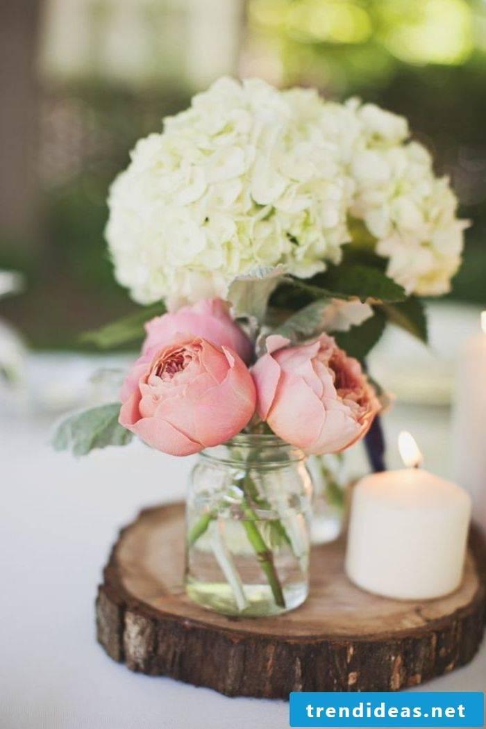 floral table decoration decent