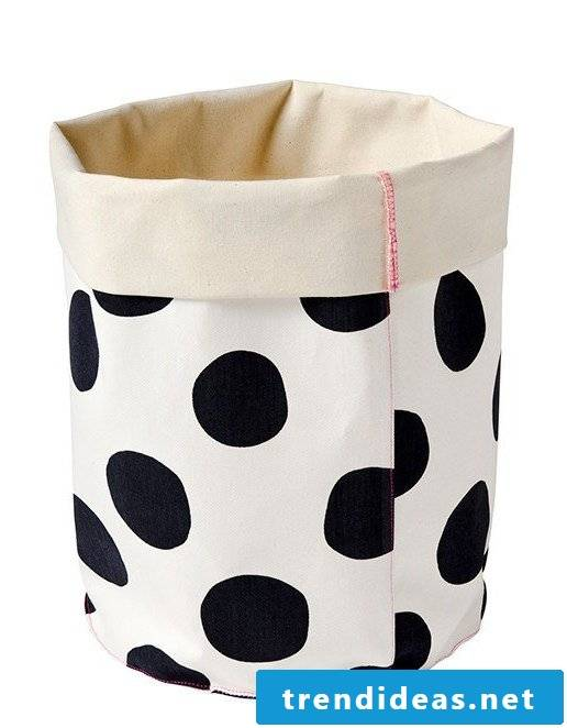 Great material patterns for laundry basket can be found here