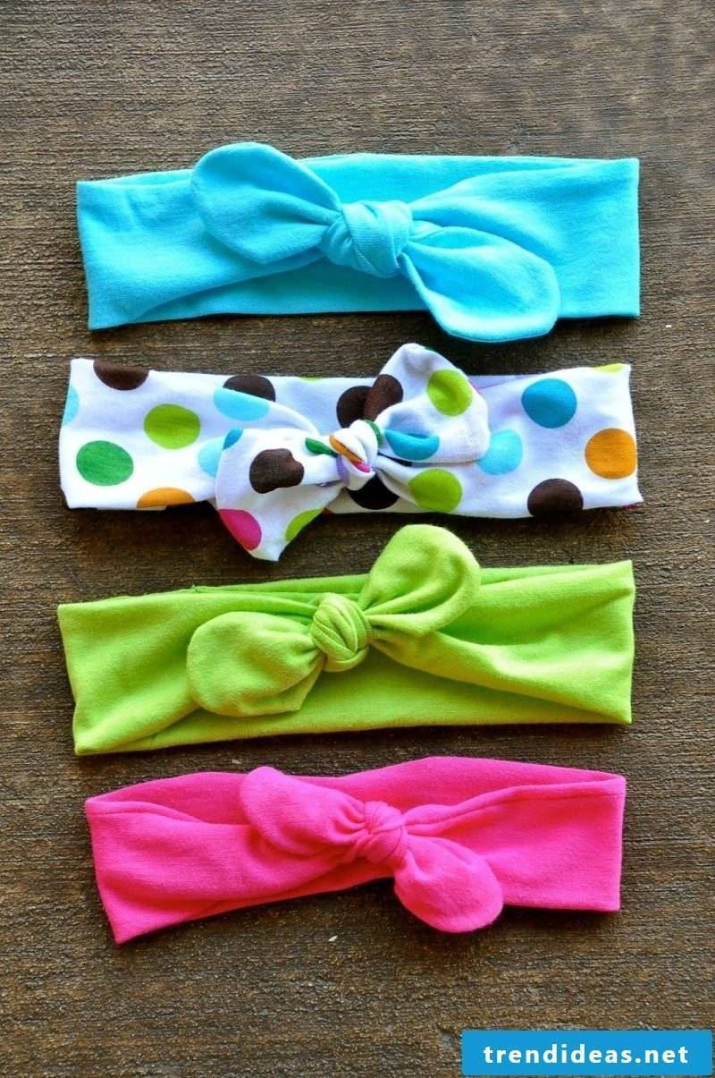 Baby Hairband Colorful