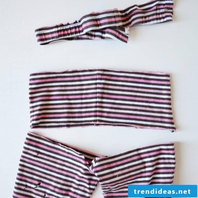 Baby hair band dresses
