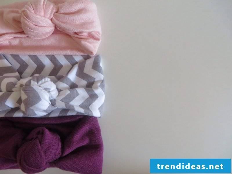 Baby hair band bundle