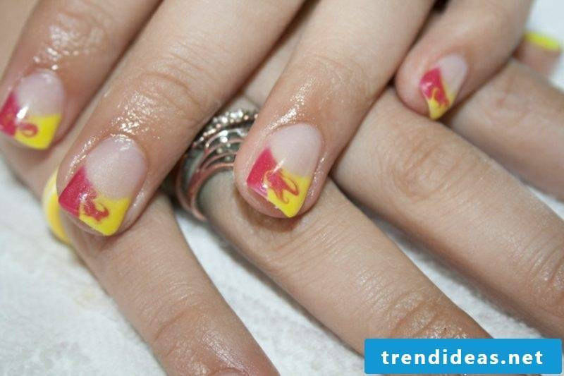 Nail Trends 2016 gel nails