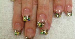 French gel nails Spitz - 21 beautiful design ideas