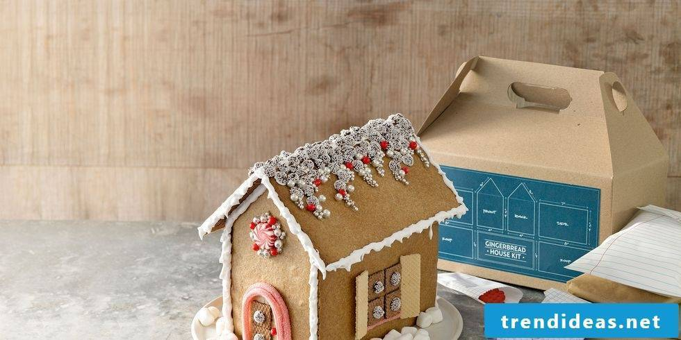 Christmas decoration - gingerbread house