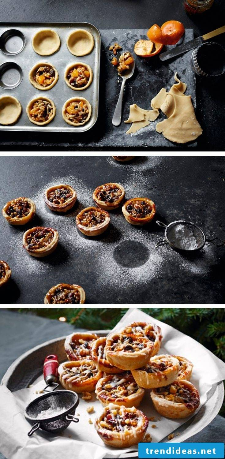 Make delicious Christmas gifts yourself