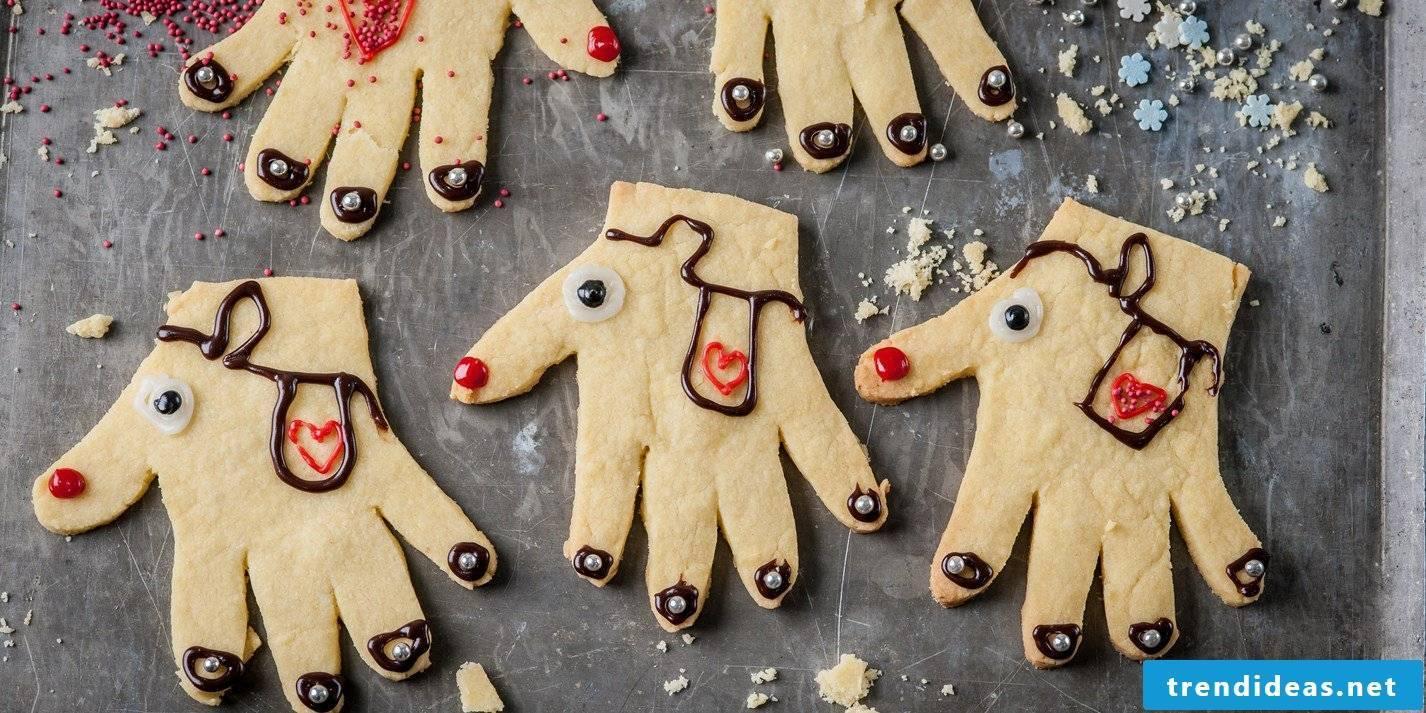 Make Christmas presents yourself and bake