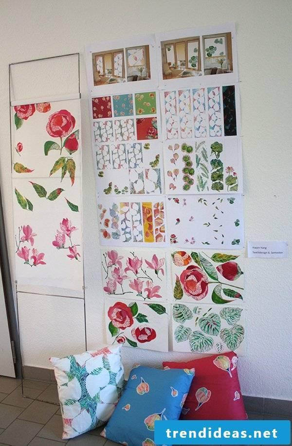Textile design ideas