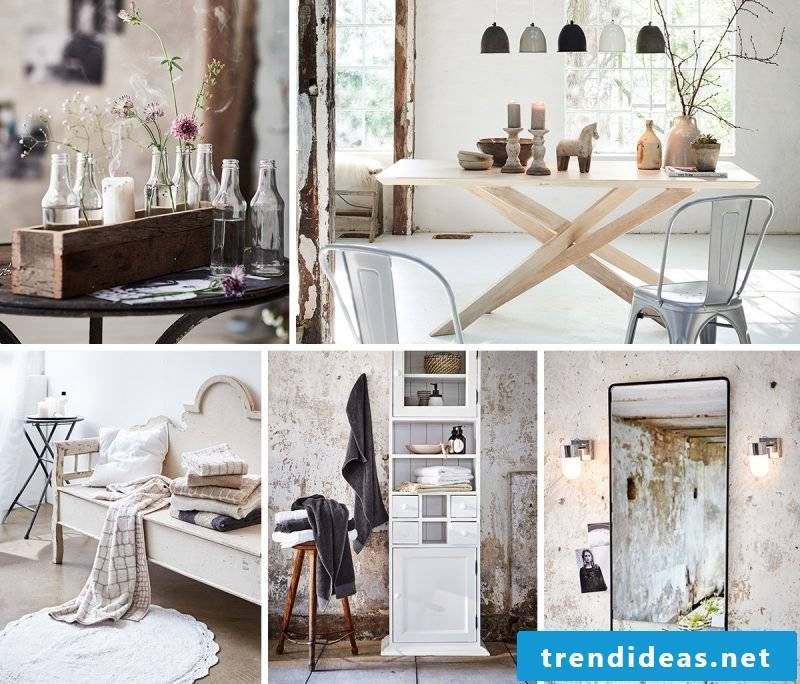 Home Decor Living Accessories in Silent - Living in Shabby Chic