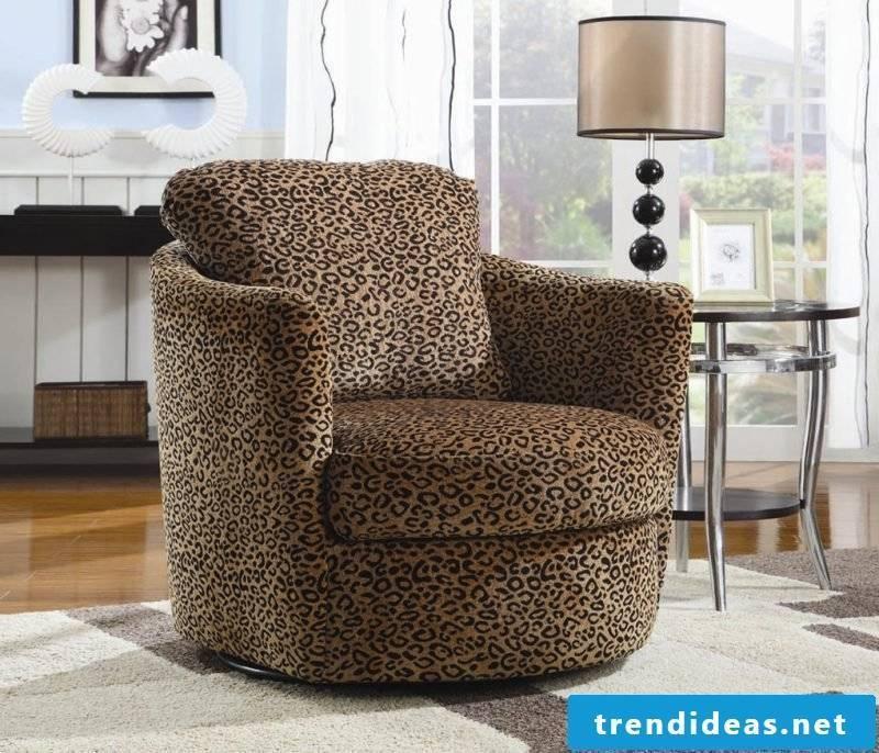 furnishing ideas beautiful living ideas armchair hide furniture living room furnishings residential ideas