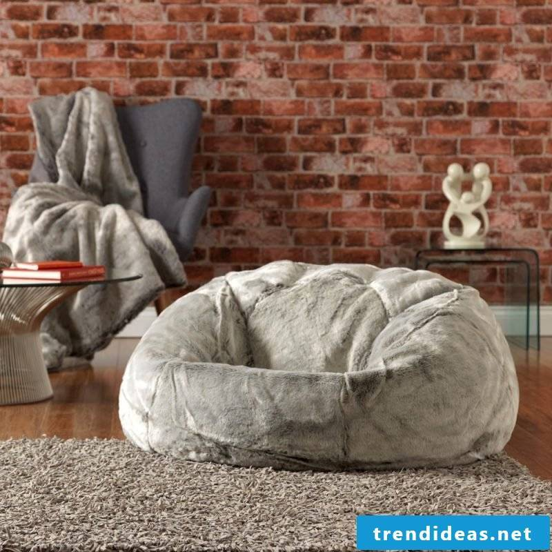furnishing ideas flat design furniture hide beautiful living ideas beanbag