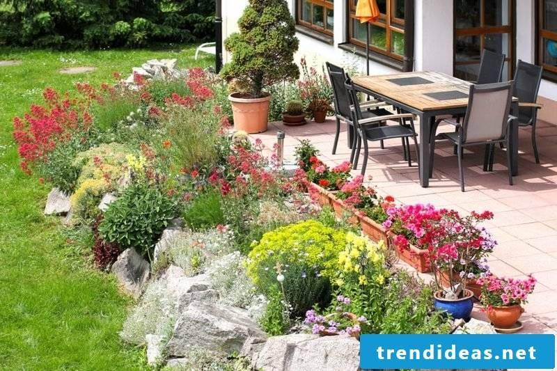 inspiring garden ideas for little money
