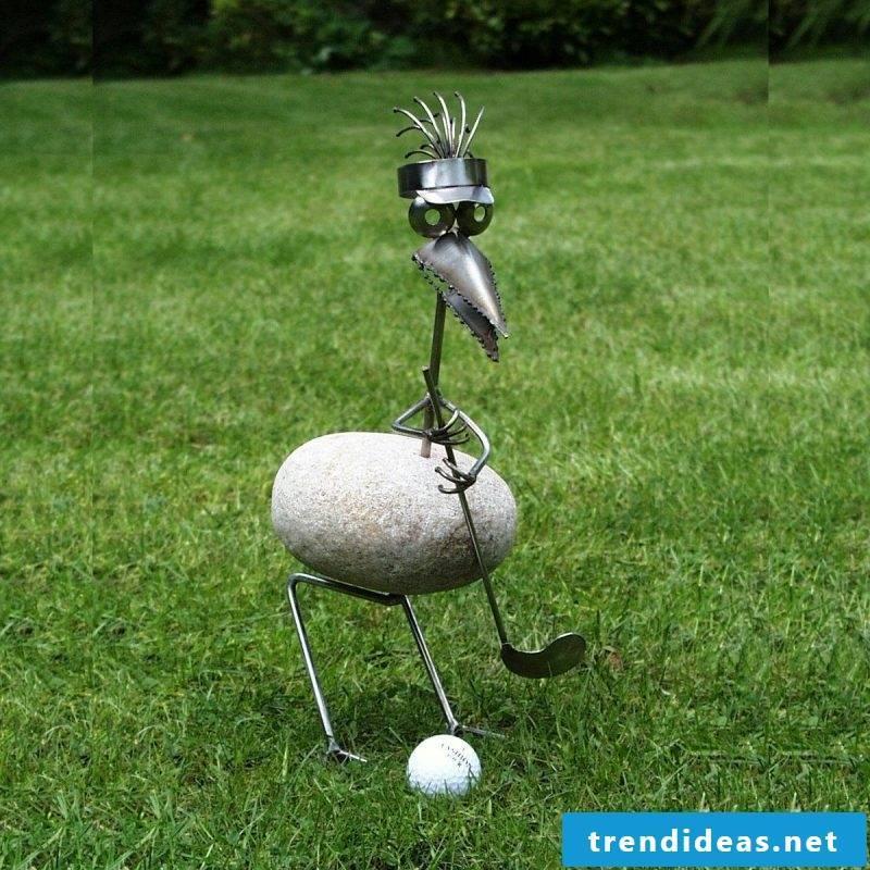 garden sculptures creative