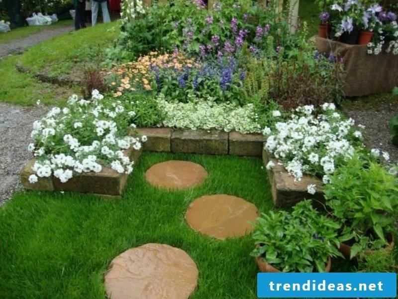 Garden design Ideas Garden paths create stepping stones