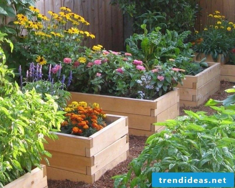 Garden design ideas flower beds