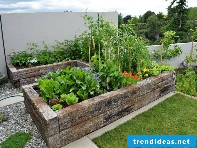 Gardening ideas raised beds gorgeous look
