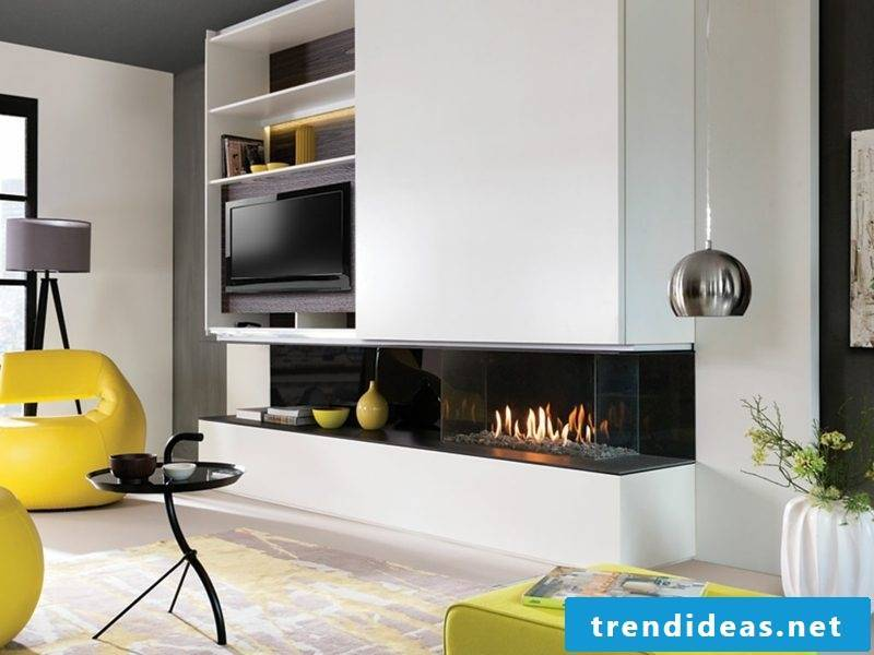 The gas fireplaces on the rise - advantages and disadvantages