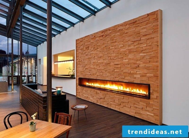 Gas fireplace insert, 3 sided fireplace