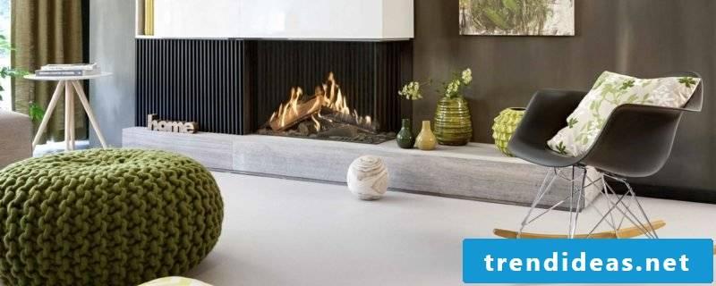 no fine dust gas fireplaces