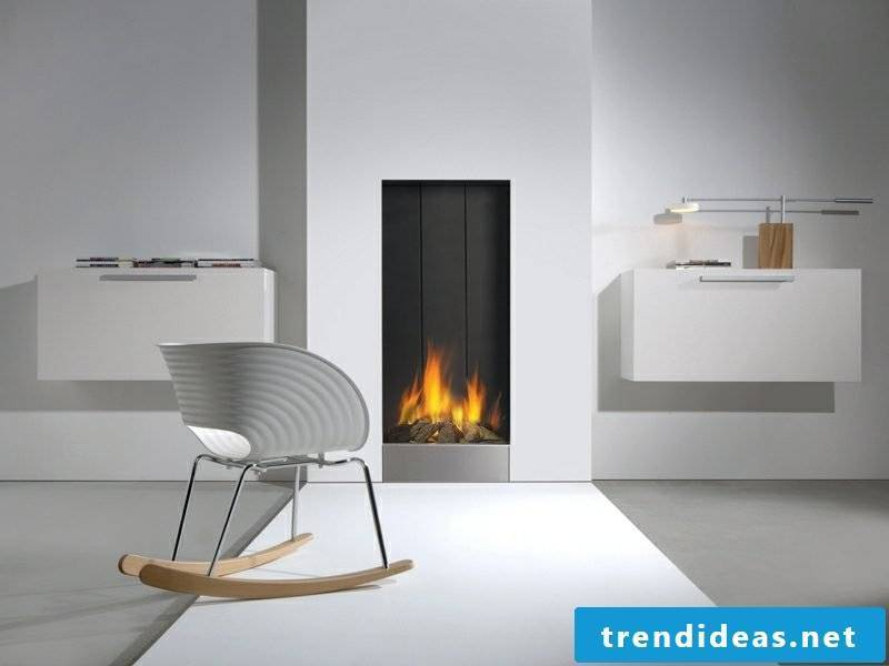 high quality gas fireplaces for terrace, balcony or garden