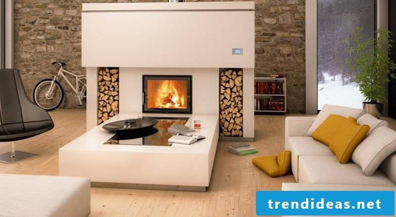 For people who love the atmosphere of the fireplace fire gas fireplace