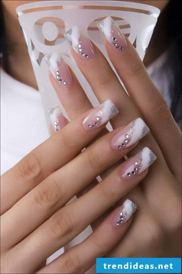 nails gallery wedding