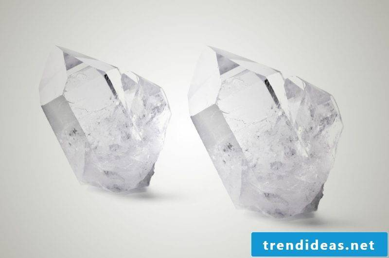 gems meaning rock crystal