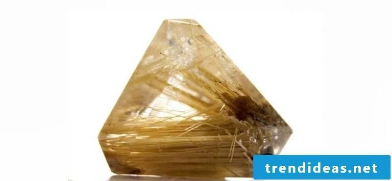 gemstones meaning rutile quartz