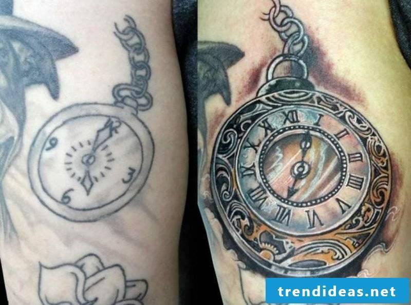 Cover up tattoos original ideas