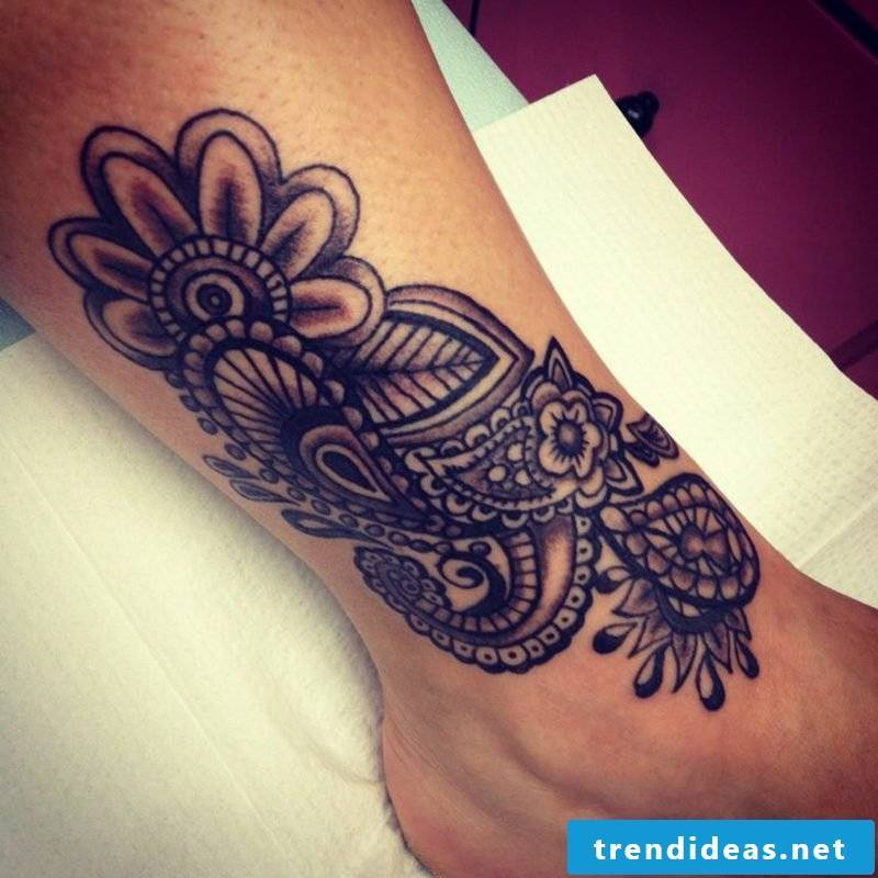 Cover up tattoo Maori style