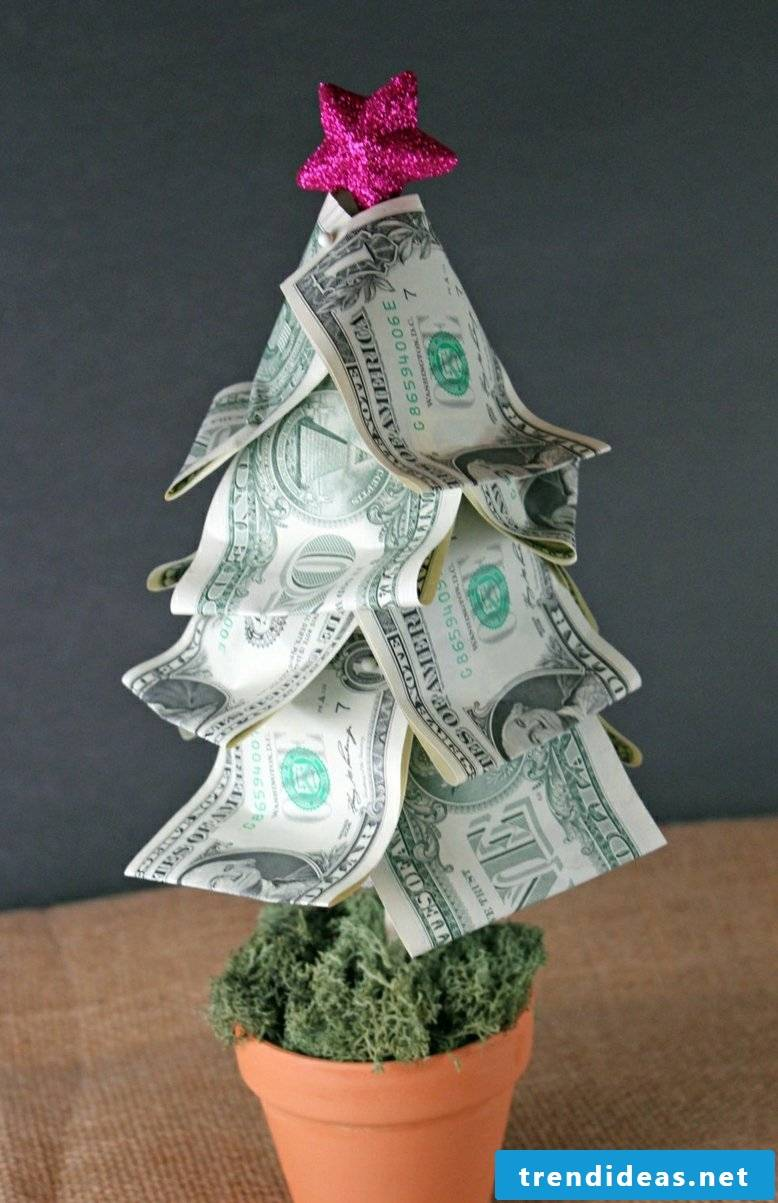 money gifts creative ways money christmas