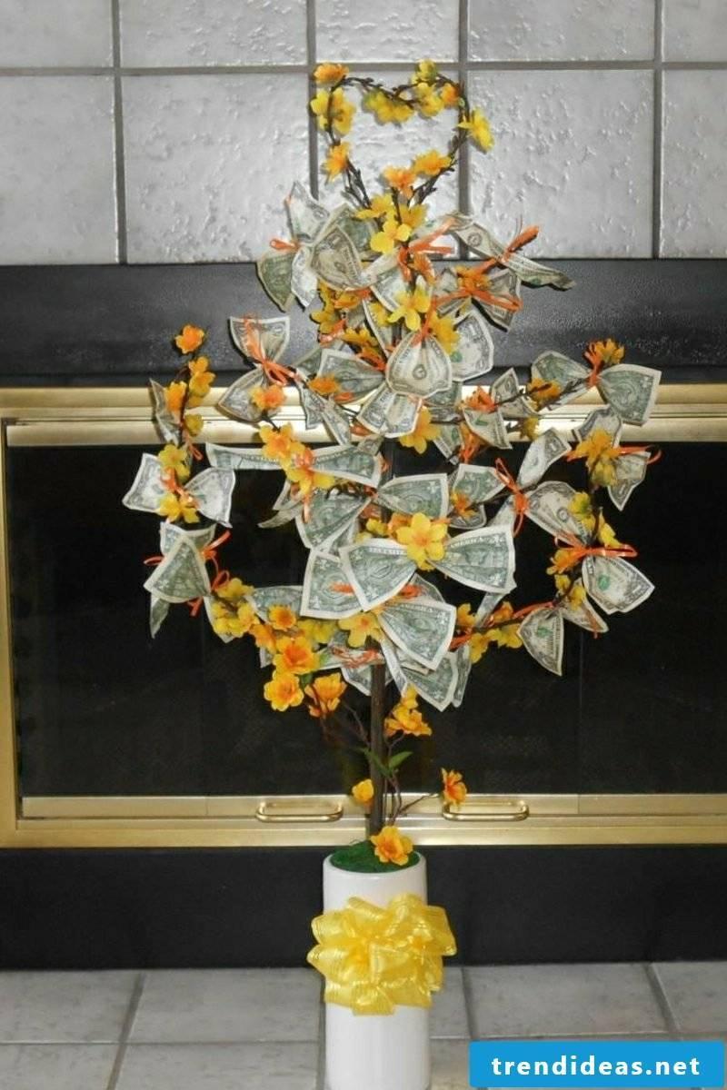 monetary gifts