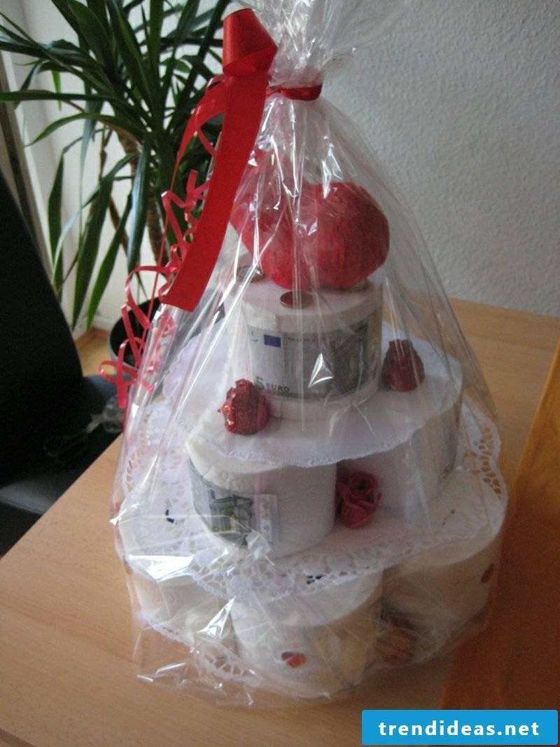 money gifts christmas present