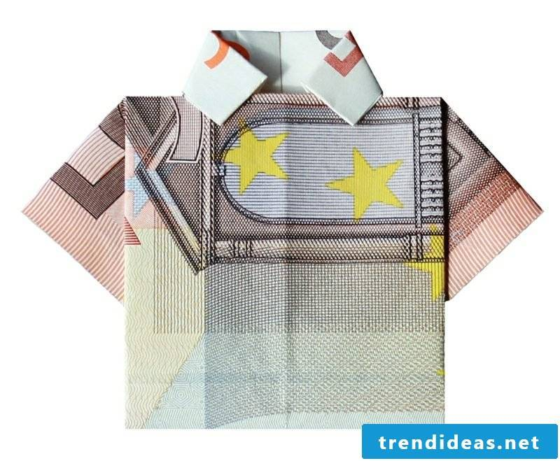 monetary gifts geldschein-shirt-christmas