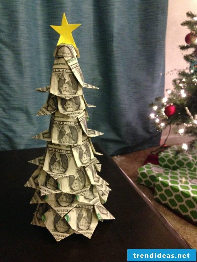 gifts christmas tree